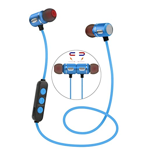 Auriculares Bluetooth, Auriculares Deportivos Impermeables ...