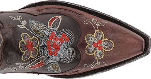 Old Gringo Women's Bonnie 13'' Relaxed Fit Chocolate/Brass 7.5 B US by Old Gringo (Image #1)