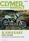 Kawasaki KX250 1992-2000 (CLYMER MOTORCYCLE REPAIR)