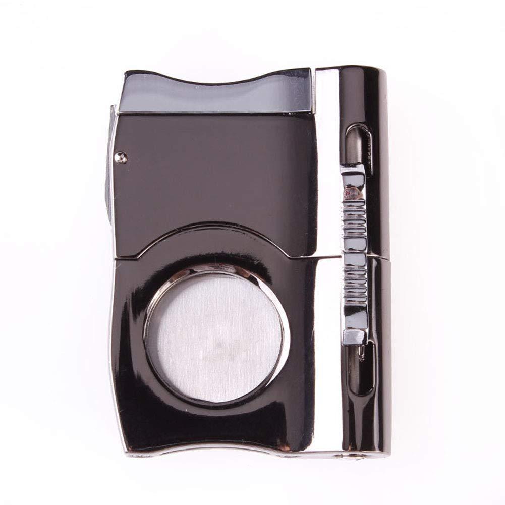 perfette per la Maggior Parte dei sigari WDL-shop Forbici a ghigliottina in Acciaio Inox Multifunzione con Design Moderno