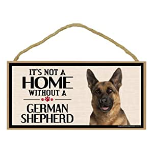 Imagine This Wood Breed Sign, It's All About My German Shepherd