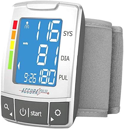 Automatic Wrist Pressure Monitor Display product image