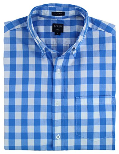 J. Crew - Men's - Slim-Fit Long-Sleeve Shirt (Solid for sale  Delivered anywhere in USA
