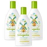 Babyganics Vapor Bubble Bath Bundle - 3 Items: 12 Oz Bottles