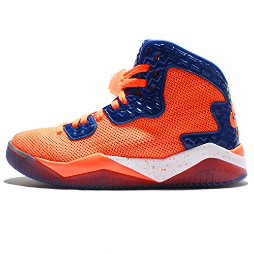 Jordan Men Air Spike Forty PE (Orange/Total Orange/Game Royal/White) Size 13 US