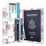 Passport Holder Cover Travel RFID Blocking Passport