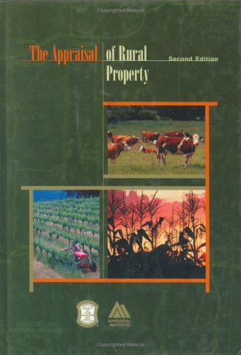 The Appraisal of Rural Property, Second Edition