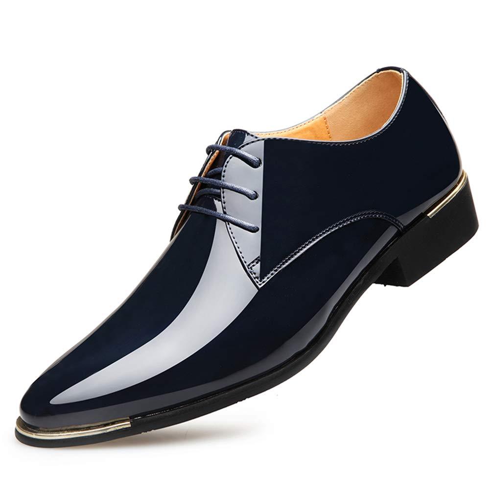 Uomo Vestito Scarpe Business Italian Style Moda Scarpe da Sposa