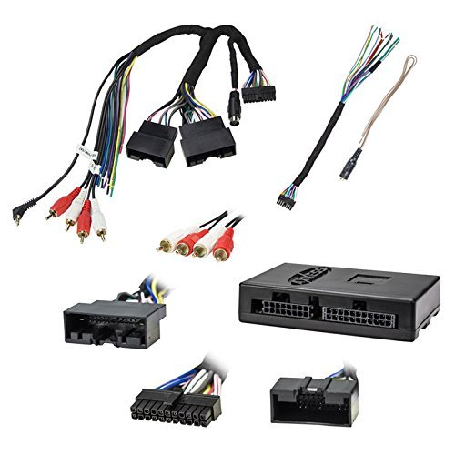 Axxess AX-FD2-SWC Interface W/SWC for Select 2011-Up Ford Vehicles