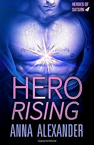 book cover of Hero Rising