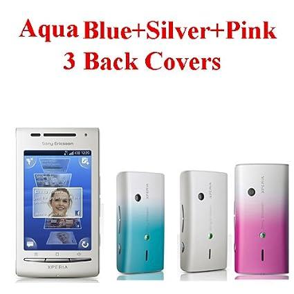 sony ericsson xperia x8. sony ericsson xperia x8/e15i (white) (white+pink+aqua blue sony ericsson xperia x8 r