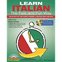 Learn Italian the Fast and Fun Way with MP3 CD: The Activity Kit That Makes Learning a Language Quick and Easy!