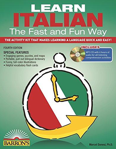 learn italian paperback - 7