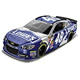 Lionel Racing C485821LOJJ Jimmie Johnson #48 Lowes 2015 Chevy SS 1:24 Scale ARC HOTO Official NASCAR Diecast Car