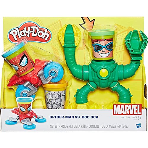 Play-Doh Spider Man Vs. Doc Ock/B9364 Hasbro