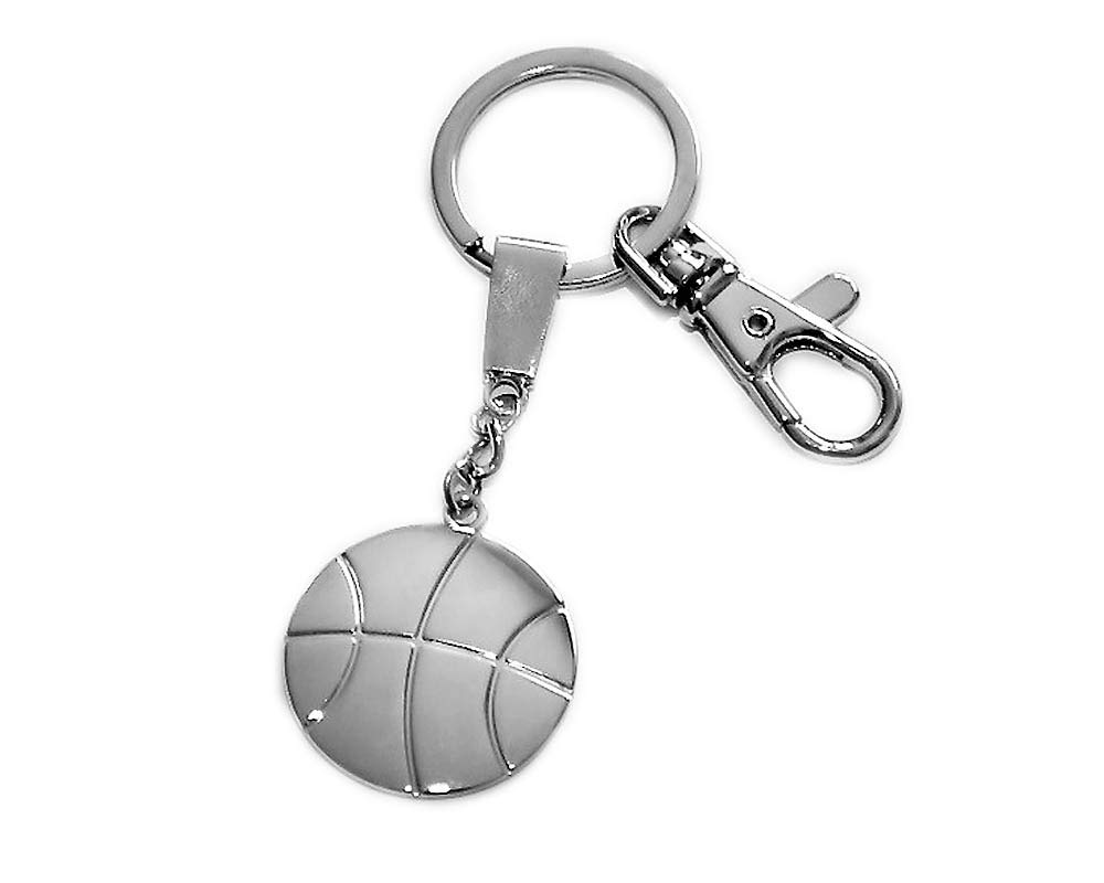 Basketball Key Chain a perfect Gift for Basketball player Coach and Team