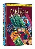 Fabryka śmiechu Myszki Mickey / Fantazja 2000 (Disney) [Box] [2DVD] (English audio)