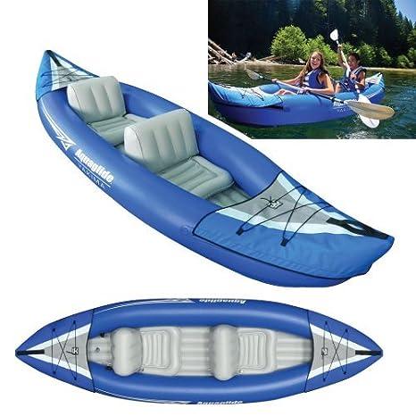 Aquaglide Manguera Boot - Kayak inflable Yakima canoa, l323 cm X ...