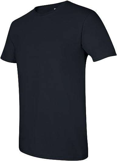 Gildan - Camiseta lisa para hombre, 5 unidades, todos los colores ...