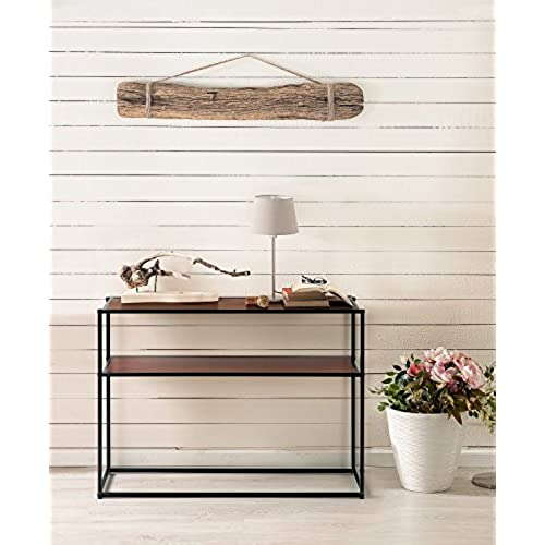 Zinus Modern Studio Collection Sofa / Hallway / Entryway / Console Table /  Good Design Award Winner
