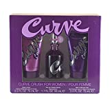 Liz Claiborne Curve Crush 3 Piece Women's Gift Set