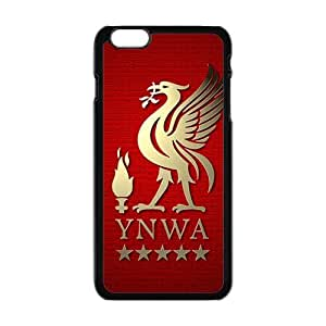 Cool Painting Liverpool Football Club Cell Phone Case for Iphone 6 Plus