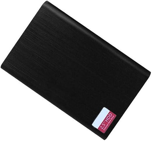 外付けハードディスク HCGS HDD 2.5 ''外付けハードドライブUSB3.01TB 750GB 500GB 320GB 250GB 160GB 120GB80GBストレージポータブルハードディスク320GBブラック