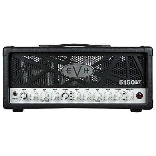 (EVH 5150 III 50W 6L6 Amplifier Head - Black)