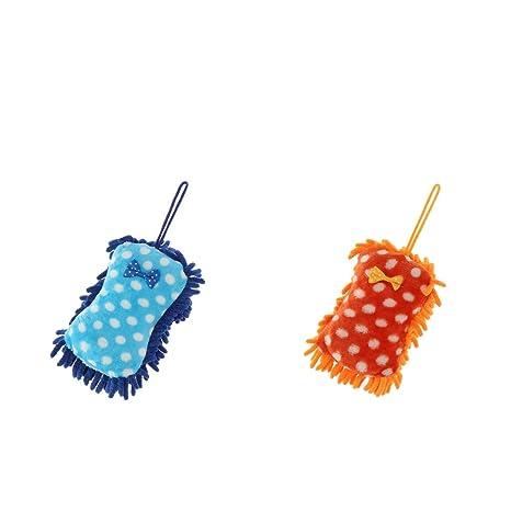 2 Piezas Toalla de Mano de Microfibra Diseño de Corbata, Fácil de ...