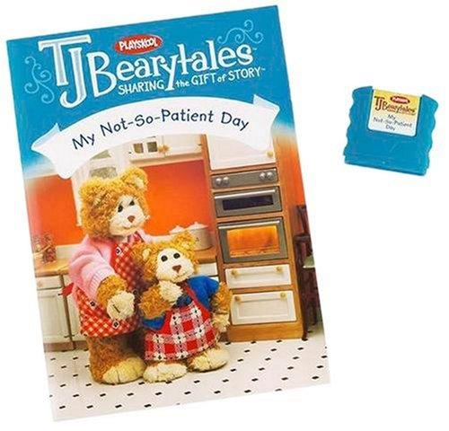 Hasbro Playskool T.J. Bearytales - My Not-So-Patient Day by Hasbro