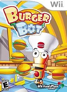 Burger Bot - Nintendo Wii: Video Games - Amazon com