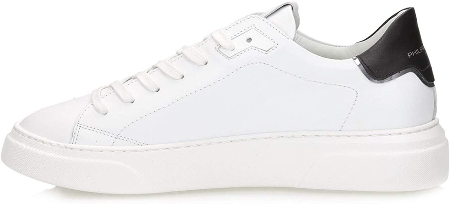 Philippe Model Sneakers Uomo Bianca Temple BYLU BYLU Bianco