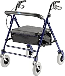 Invacare Heavy Duty Bariatric Rollator