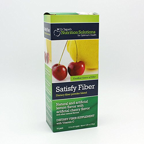 Dr. Tague's Satisfy Fiber 119g