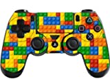 the grafix studio Lego Brick Playstation 4 (Ps4) Controller Sticker / Skin / Decal / Ps1