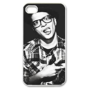 Clzpg Personalized Iphone4,Iphone4S Case - Bruno Mars cover case