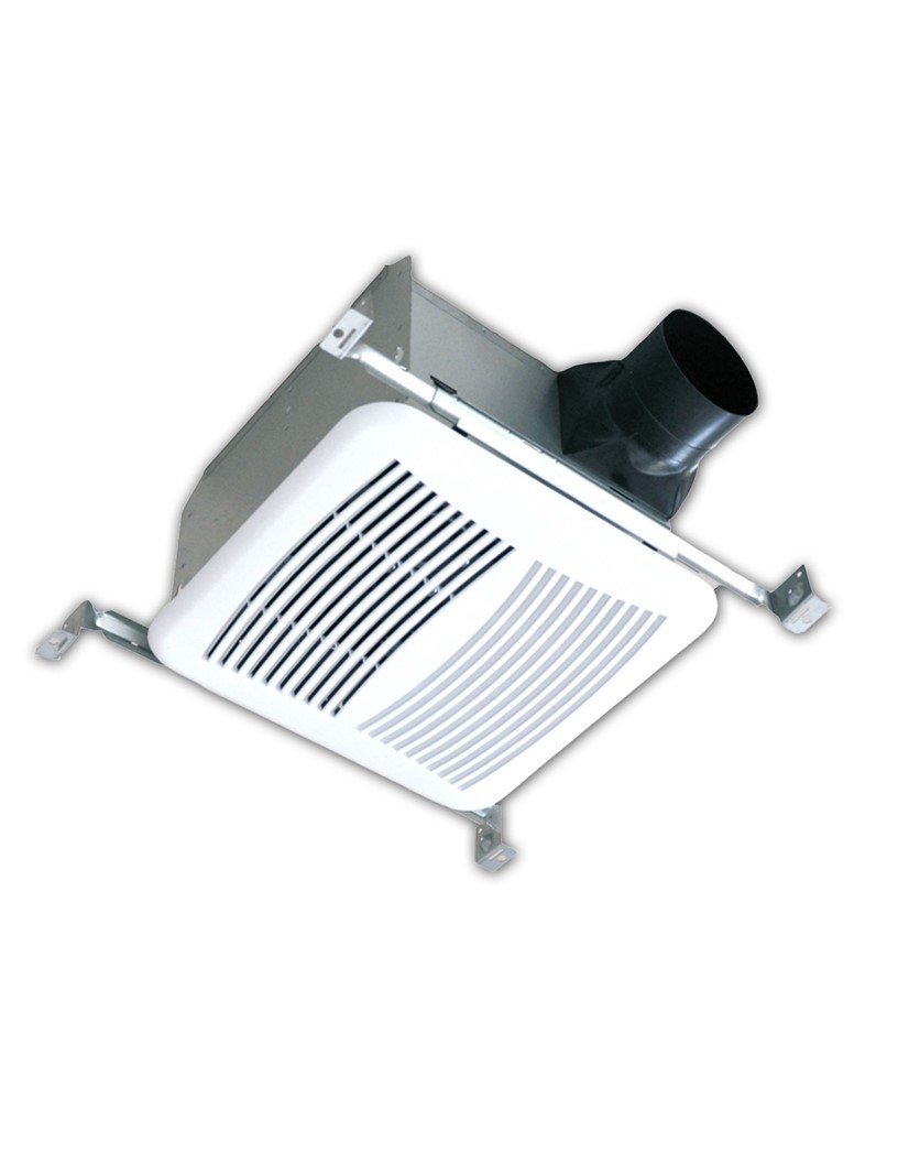 AirZone Fans SE80 Premium Efficiency Fan with Ultra Quiet AC Fan Motor, 80 CFM