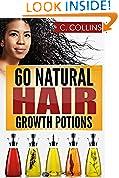 60 Natural Hair Growth Potions