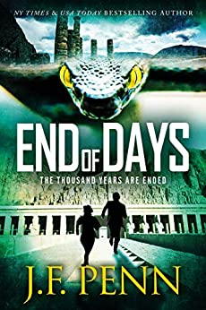 End of Days (ARKANE Book 9) by [Penn, J.F.]