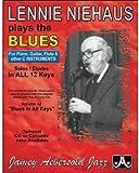 Lennie Niehaus Plays The Blues - C Edition (Book & CD Set)