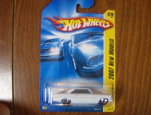 Hot Wheels 2007 New Models 66 Chevy Nova