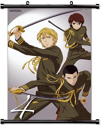 Amazon Com Demon Girl Zakuro Otome Youkai Zakuro Anime Fabric Wall Scroll Poster 32 X 48 Inches Wp Dem 11 L Posters Prints