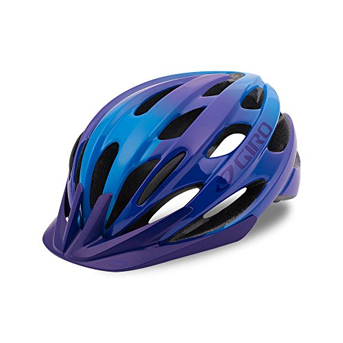 Giro Verona Womens Cycling Helmet Purple/Blue Universal Women's (50-57 - Bicycle Helmet Blue Giro