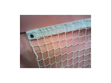 Redes Deportivas On Line Red de Padel sin Nudos 3 mm. Color Blanco: Amazon.es: Deportes y aire libre