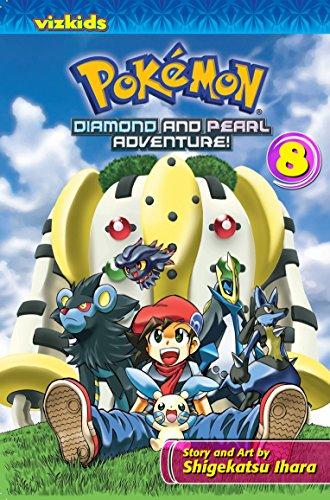 Price comparison product image Pokemon Diamond and Pearl Adventure! Vol. 8
