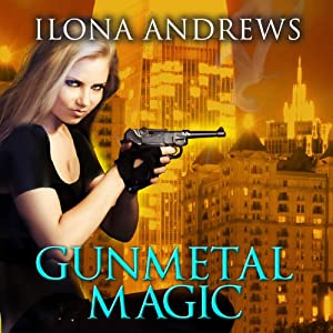 Gunmetal Magic Audiobook