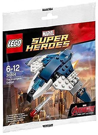 LEGO Super Heroes: La Avengers Quinjet Establecer 30304 ...