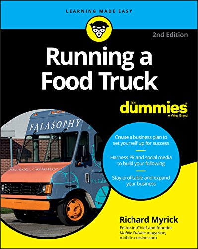 Pdf Money Running a Food Truck For Dummies (For Dummies (Lifestyle))