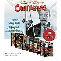 Colección 10 DVDs Cantinflas. A Volar, El bolero de Raquel, El Circo, El Gendarme, El mago, Padrecito, Señor fotógrafo…