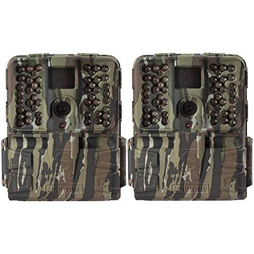 - Moultrie S-50i 20MP 80-Foot FHD Video Infrared Game Camera (2 Pack)